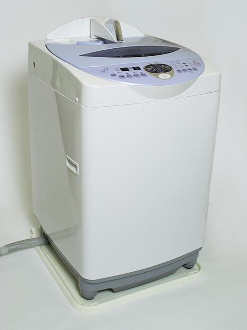 洗濯機トレイ